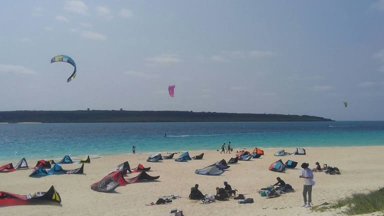 Miyakojima Kiteboard club facebook